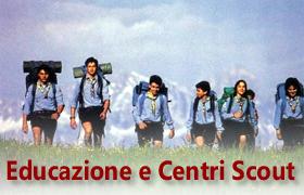 educazione e centri scout